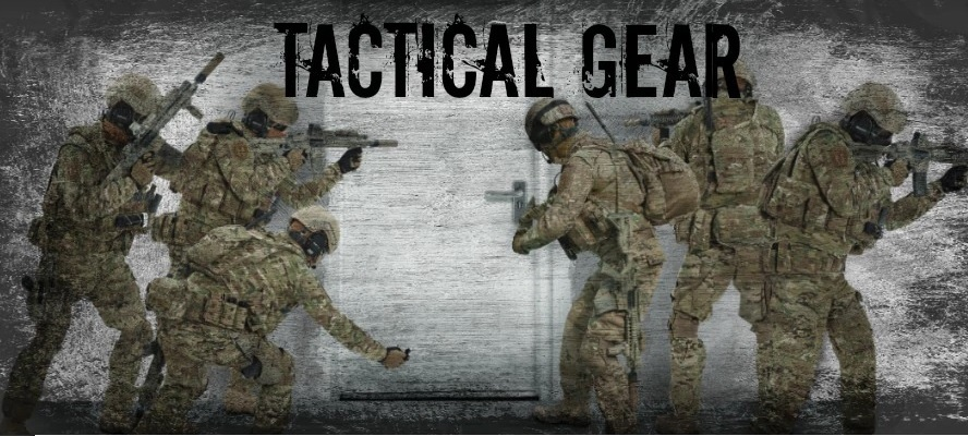 TACTICAL MILITARY GEAR