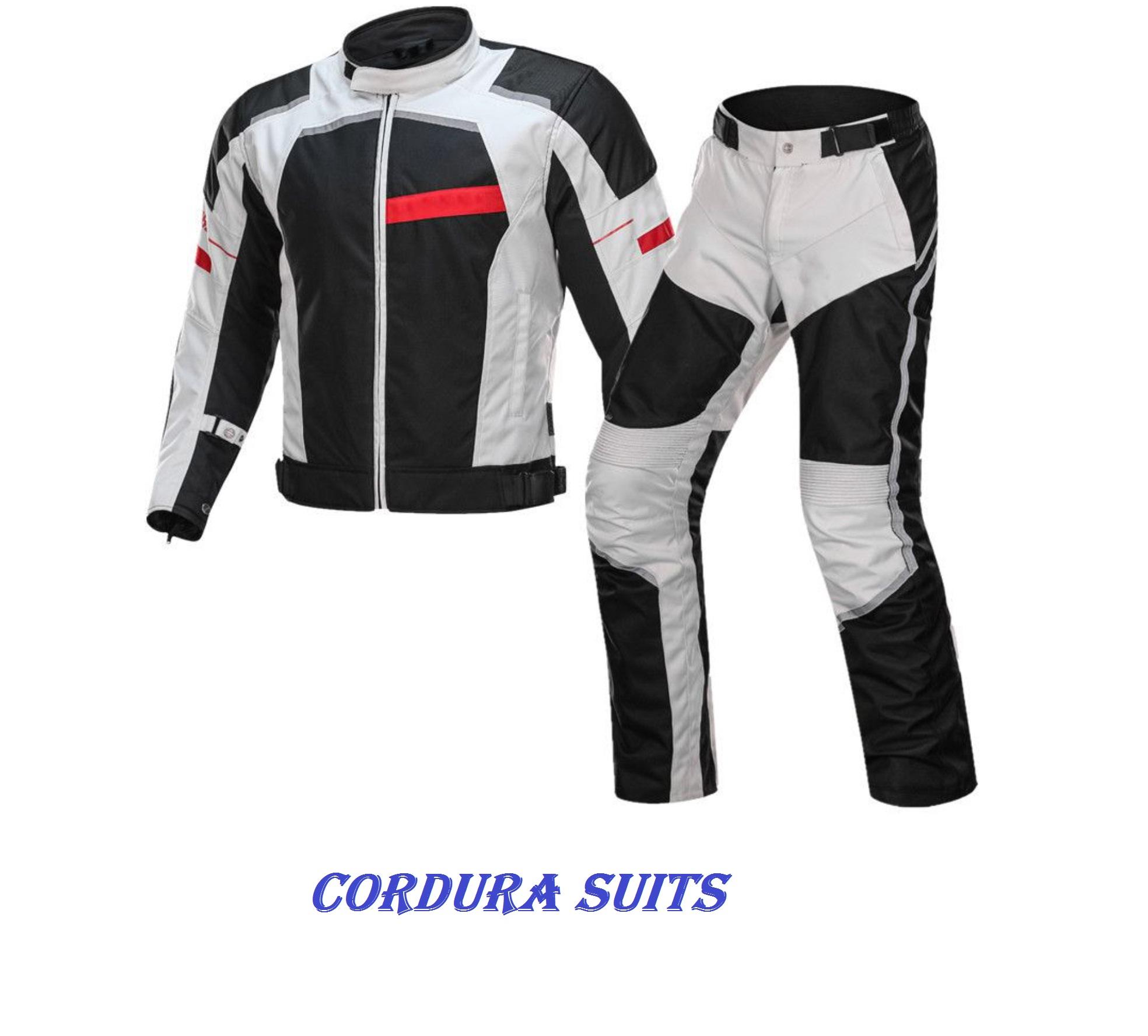 Cordura Motorcycle Suits