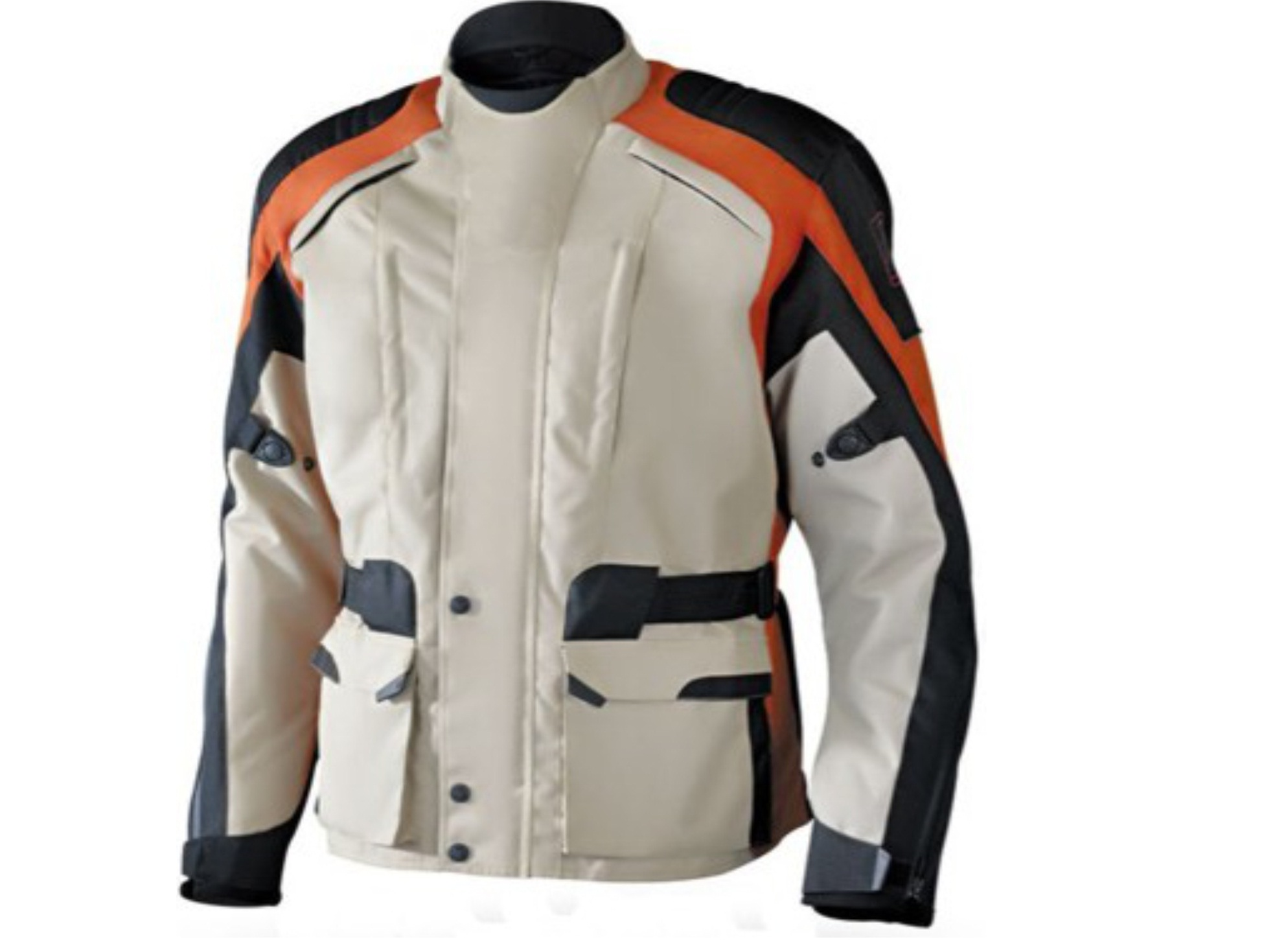 Motorcycle Long Jacket